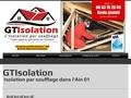 Isolation par soufflage 01 Ain (Rhone-Alpes)