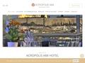 Acropolis Ami Boutique Hotel - Class** - Neo Kosmos/Athens