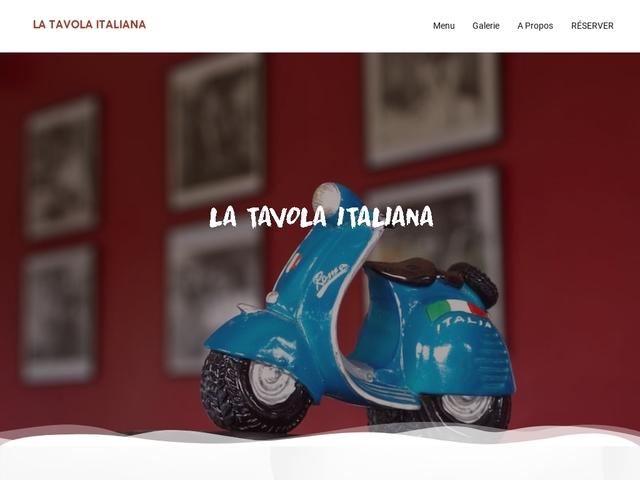 La Tavola Italiana Restaurant Fort-de-France Martinique