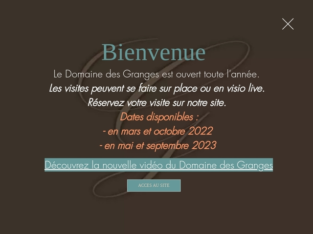 Domaine des Granges