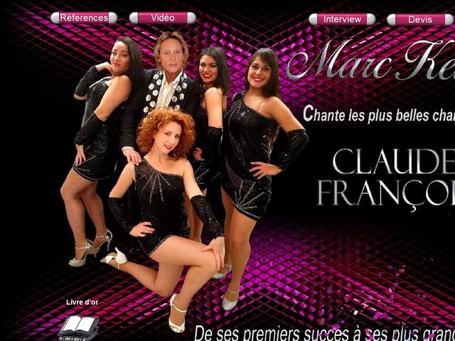 Marc Kevin  - Sosie Claude François