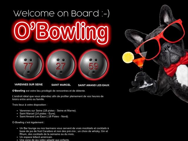 O'Bowling - Varennes-sur-seine