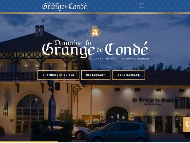 La Grange de Condé