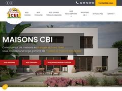 Maisons CBI : constructeur de maisons Bretagne