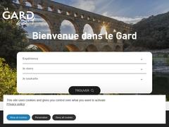 Gard avec Gard Tourisme