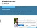 Cabinet d'ostéopathie et d'énergétique Michel Brunet à  Bègles-Bordeaux