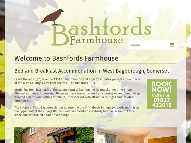 Bashfords Farmhouse - Bagborough - Taunton
