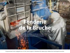 Fonderie de la Brûche sa - (67)# -Aluminium-Alliages -Serv+