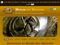Le Moulin des Massons - Saint Bonnet le Courreau