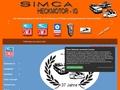 Simca Heckmotor IG Germany