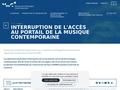 Conservatoire national de musique et de danse de Paris | MUSIQUE CONTEMPORAINE