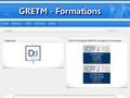 GRETM - Formation en orthopractie