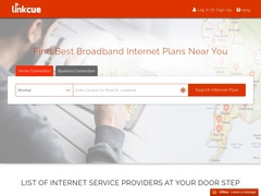 Find Internet Service Providers