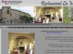 La Malle Poste, Traiteur, Restaurant, Taulignan