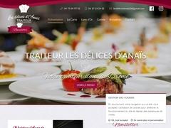 Les délices d'Anais,Traiteur, Pierrelatte