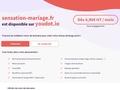Photographe mariage - Sensation Mariage - photos et vidéos