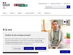 Onisep TV : La Web TV sur les métiers et les formations
