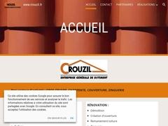 Crouzil Entreprise générale du Bâtiment
