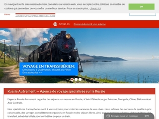 Russie Autrement voyages