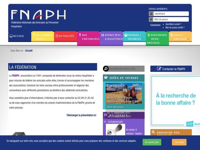 Fédération Nationale des Amicales Hospitalières - RENNES