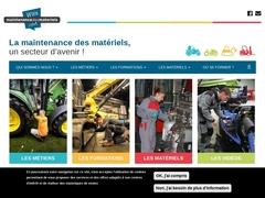 Formations maintenance et réparation des matériels
