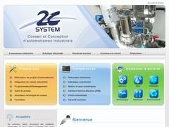 2C-System Sarl - (38) - B.E Ing Automatisme-Robot Industriel.