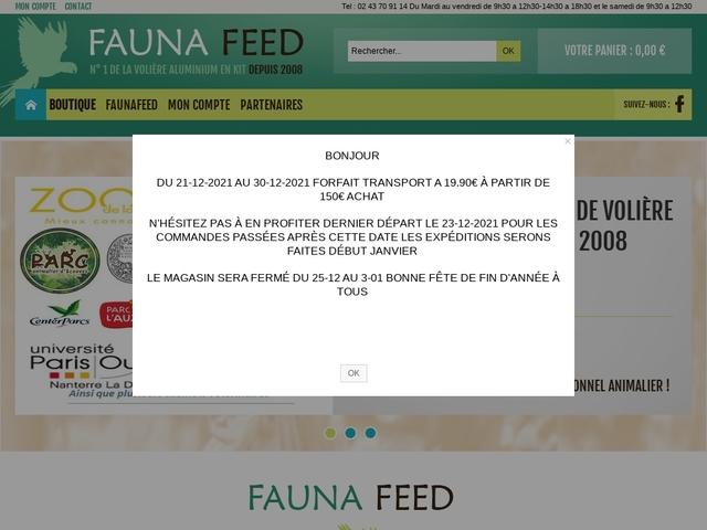 FaunaFeed