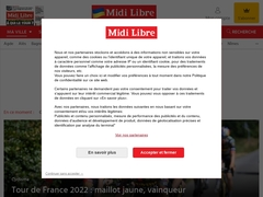 Midi Libre - Edition de la Lozère