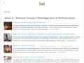 Dmoz.fr   Annuaire et Répertoire Articles