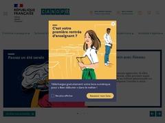 Savoirs CDI: Accueil