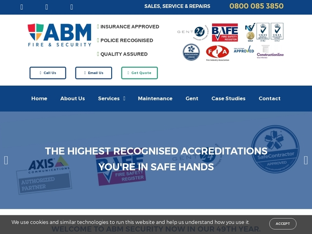 ABM Fire and Security Systems Limited