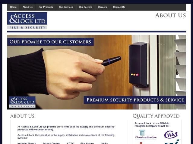 access lock
