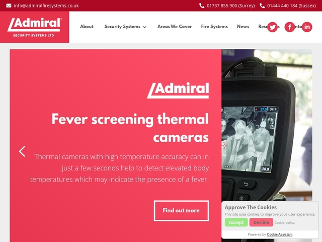 Admiral Security Systems