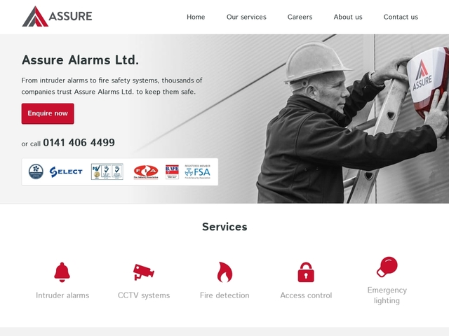 Alarms Glasgow | Alarm Scotland | Security Systems