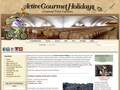 Active Gourmet Holidays