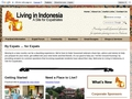 Living in Indonesia, Site for Expatriates-Jakarta Indonesia