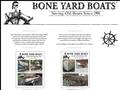 Bone Yard Boats