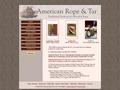 American Rope & Tar