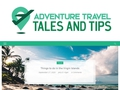 Adventure Travel Tales and Tips