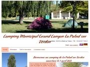 Camping municipal de La-Palud-sur-Verdon