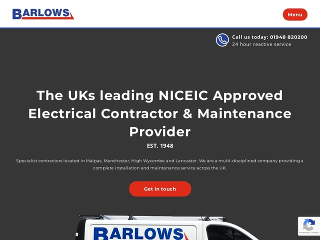 Barlows Electrical