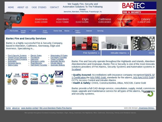 Bartec Fire and Security