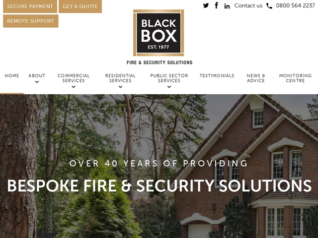 black box security