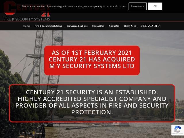 Century 21 Security Ltd