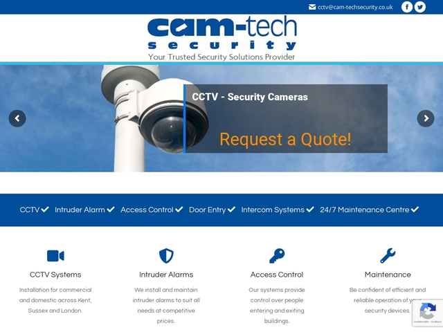 Cam-tech Security