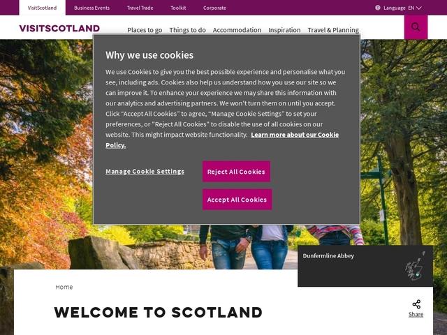 Negara Bed & Breakfast - Edzell - Angus - Scotland