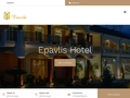 Drama - Epavlis Hotel - Stavros