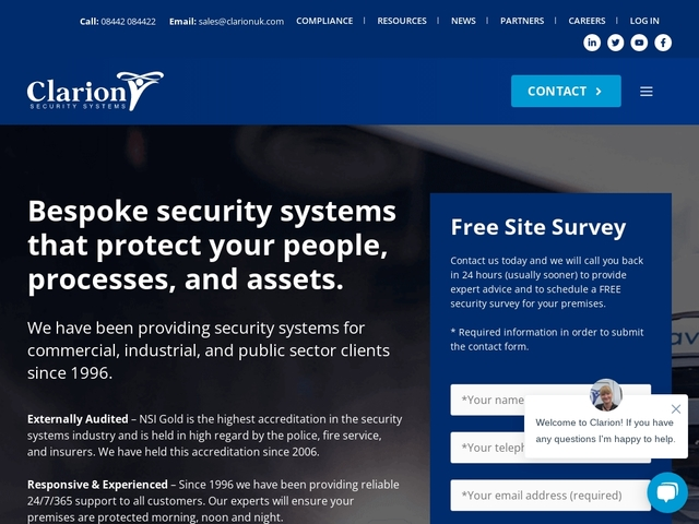 Clarion UK