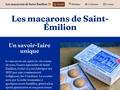 Macarons de Saint Emilion, Nadia Fermigier