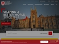 Queen's University Belfast Unites Kingdom
